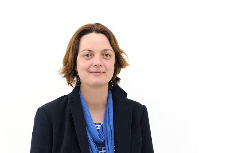Claire Paulic, présidente du CAUE des Deux-Sèvres