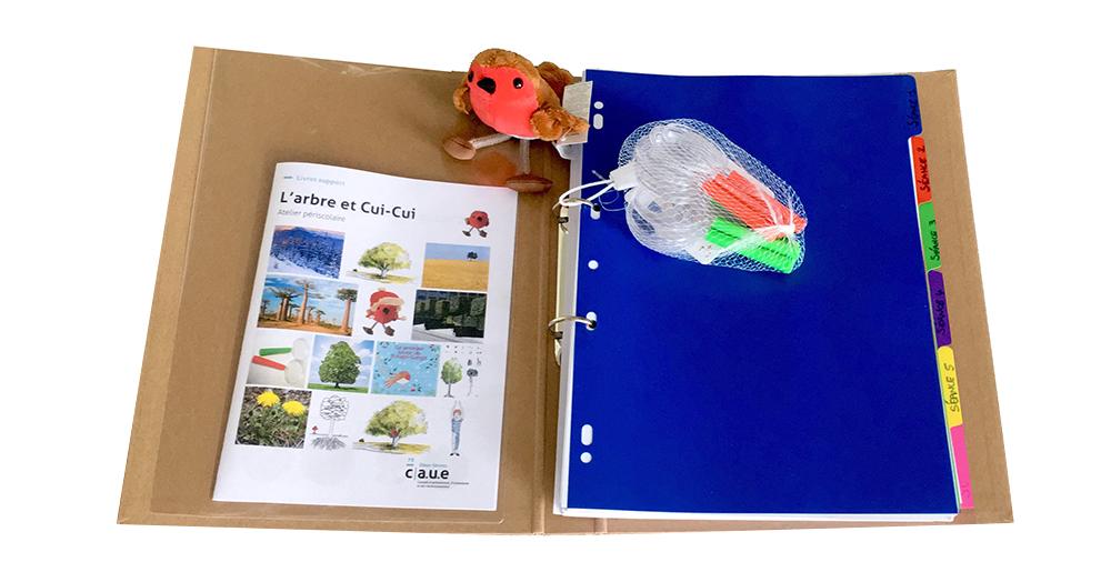 Kit de l' arbre et Cui-Cui