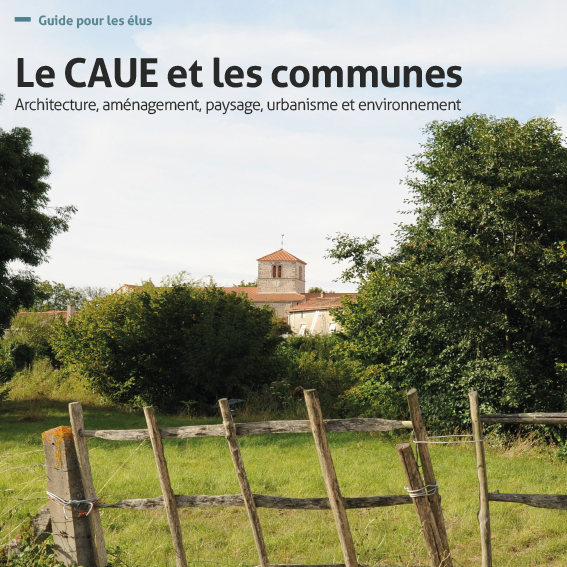 Livret le CAUE et les communes